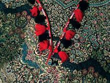 بافت انواع بند قورچه و سینه ریز اسب و بند گردش اسب در شیپور