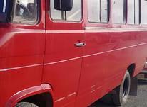 مینی بوس بنز مدل63 در شیپور-عکس کوچک