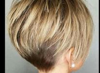 مدل جهت کوتاهی مو در شیپور-عکس کوچک