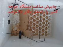 پذیرش ساخت دستگاه جوجه کشی. در شیپور