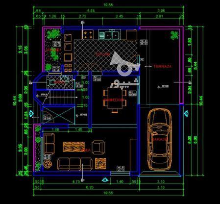 طراحی نقشه کشی ساختمان باغ ویلا باغچه  در گروه خرید و فروش خدمات و کسب و کار در تهران در شیپور-عکس1