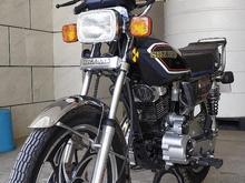 موتورشباب200سرقت شده پلاک322/75697 در شیپور