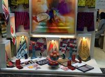 فروشنده مجرب شال و روسری در شیپور-عکس کوچک
