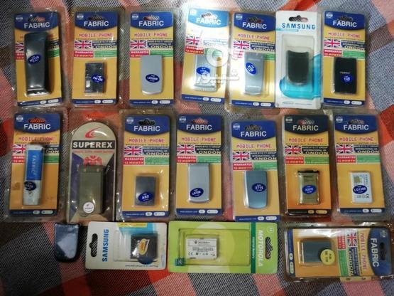 باطری موبایل قدیمی در گروه خرید و فروش موبایل، تبلت و لوازم در قم در شیپور-عکس1
