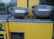 دوعدد پاتیل قنادی در شیپور-عکس کوچک