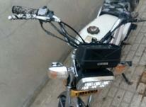 موتورسیکلت مدارک کامل  در شیپور-عکس کوچک