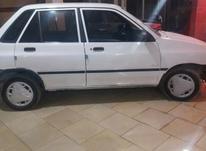 پراید مدل 85بدون رنگ سفید  در شیپور-عکس کوچک