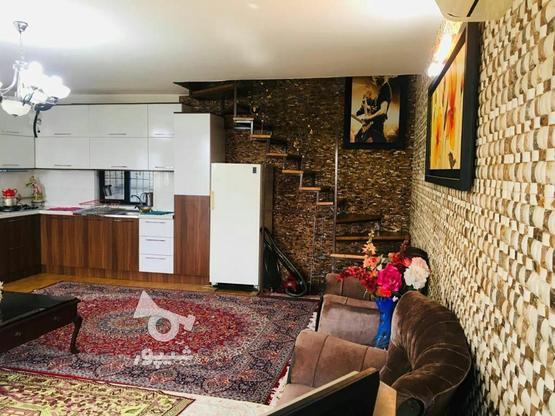 فروش ویلا دوبلکس 110متری در منطقه ساحلی سرخرود در گروه خرید و فروش املاک در مازندران در شیپور-عکس1