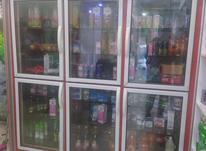 یخچال فروشگاهی شش در موتور دانفوس سکوپ دزفول در شیپور-عکس کوچک