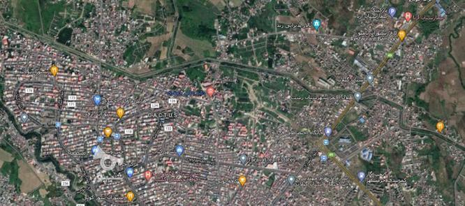 فروش زمین مسکونی 200 متر در کوی عرفان در گروه خرید و فروش املاک در گیلان در شیپور-عکس1