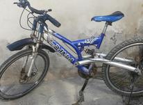 دوچرخه پاندا  دیکسدار و  کمکدار  در شیپور-عکس کوچک