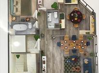 پیش فروش آپارتمان 100 متر در زعفرانیه(میرداماد) در شیپور-عکس کوچک