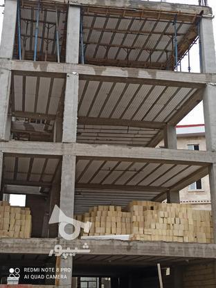 فروش آپارتمان 110 متر در بوسار - قلی پور در گروه خرید و فروش املاک در گیلان در شیپور-عکس1