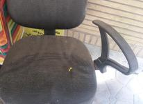 صندلی چرمی اداری آموزشی در شیپور-عکس کوچک