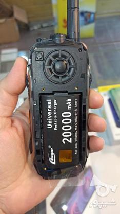 ارتشی K19 باتری 20 هزار در گروه خرید و فروش موبایل، تبلت و لوازم در مازندران در شیپور-عکس2