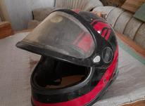 کلاه ایمنی موتور  در شیپور-عکس کوچک