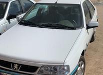پژو 405SLX مدل 99 سفید در شیپور-عکس کوچک