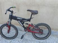 دوچرخه فنری کمک دار در شیپور-عکس کوچک