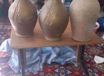 گلدان دو عدد و یک عدد قلک در شیپور-عکس کوچک