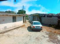 خانه و کلنگی 100 متر در جاده فرح آباد-لاریم در شیپور-عکس کوچک