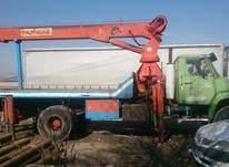 کامیون جرثقیل نیسان دیزل  در شیپور-عکس کوچک