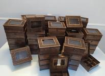 جعبه چوبی عمده  در شیپور-عکس کوچک