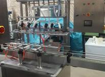 دستگاه پرکن دربند روغن موتور  پرکن 4 و6و8 نازل اتومات  در شیپور-عکس کوچک