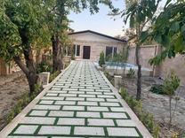 باغ ویلا 420 متر زمین 80 متر بنا در شهریار در شیپور