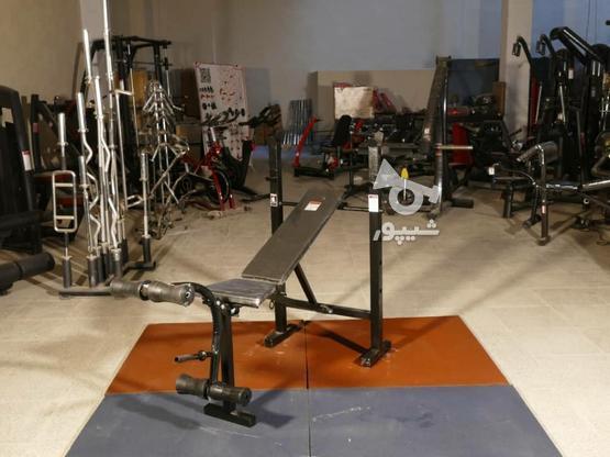 دستگاه (میز . نیمکت) 16 حرکته بدنسازی خانگی با پروفیل سنگین در گروه خرید و فروش ورزش فرهنگ فراغت در اصفهان در شیپور-عکس1