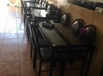 میز غذا خوری رستوران در شیپور-عکس کوچک