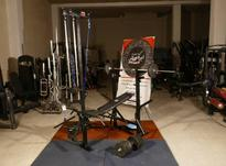 دستگاه بدنسازی همه کاره 48 حرکته با پروفیل سنگین 50×50بزرگ در شیپور-عکس کوچک