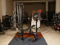 دستگاه بدنسازی همه کاره 48 حرکته با پروفیل سنگین 50×50بزرگ در شیپور