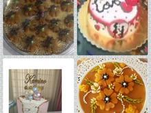 سفارش انواع کیک وحلوا   با تخفیف ویژه به مناسبت ماه رجب.  در شیپور