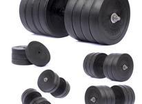 دمبل متغیر بدنسازی جفت 40 کیلو در شیپور-عکس کوچک