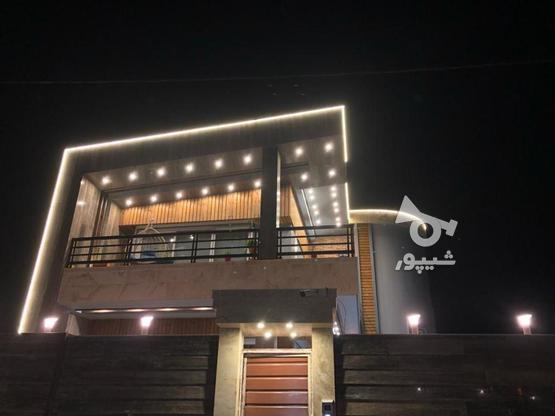 فروش ویلا ساحلی نما مدرن در سرخرود در گروه خرید و فروش املاک در مازندران در شیپور-عکس1