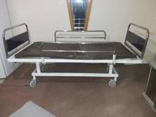 یکعدد تخت بیمارستانی تک شکن باتشک کاملا تمیز  در شیپور