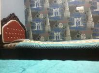 تخت تک نفره فروشی بدون تشک در شیپور-عکس کوچک