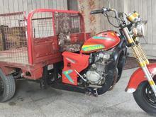 موتورسیکلت سه چرخه CC 200 توسن مدل 92  در شیپور