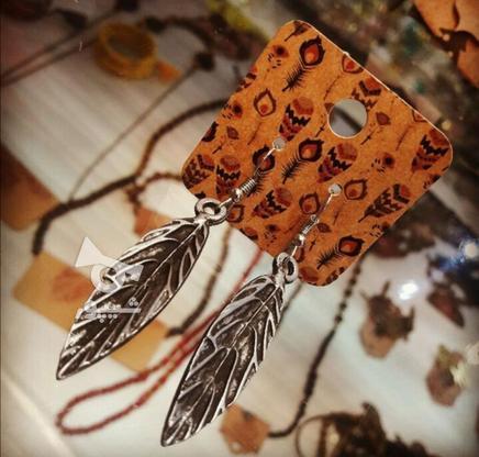 گوشواره ورشو در گروه خرید و فروش لوازم شخصی در تهران در شیپور-عکس7