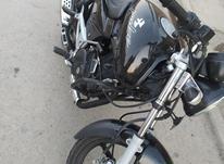موتور سیکلت بسیار تمیز و عالی در شیپور-عکس کوچک