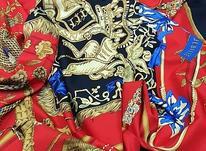 روسری ساتن ابریشم  در شیپور-عکس کوچک