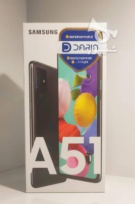 گوشی سامسونگ a51 128 rom6 با 18 ماه گارانتی شرکتی معتبر در گروه خرید و فروش موبایل، تبلت و لوازم در تهران در شیپور-عکس1