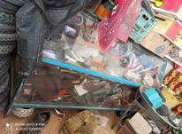 ویترین اهنی کامل با شیشه در شیپور-عکس کوچک