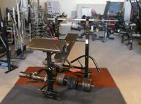 دستگاه بدنسازی همه کاره 48 حرکته با پروفیل فوق سنگین 60×60 در شیپور-عکس کوچک
