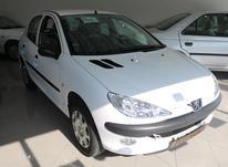 پژو 206 (تیپ5) 1398 سفید در شیپور-عکس کوچک