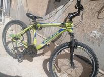 دوچرخه overlord26 با رنگ سبز فسفری جذاب در شیپور-عکس کوچک