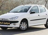 پژو 206 (تیپ5) 1399 سفید در شیپور-عکس کوچک