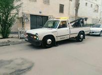 امداد خودرو نیسان جرثقیل یدک کش خودروبر در شیپور-عکس کوچک