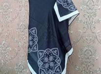 روسری چاپی لارا  در شیپور-عکس کوچک