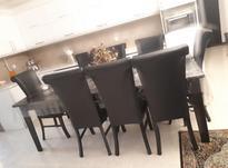 میزناهاخوری8نفره میزش کنده کاری شده در شیپور-عکس کوچک